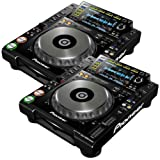 PIONEER CDJ-2000 nexus TWIN SET