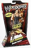 WWE フレックスフォース アクションフィギュア フィスト パウンディン アンダーテイカー