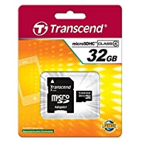 Sony HDR-CX330 Camcorder Memory Card 32GB microSDHC Memory Card with SD Adapter by Transcend