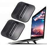 Portable Laptop Stand, Mini Computer Keyboard Riser Stand, Hidden Ergonomic Laptop Holder Stand Riser, Foldable Tablet Pad Ph
