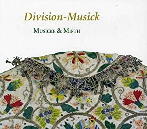 Division-Musick: Art of Diminution in England in T