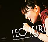 5th Anniversary Live at 日本武道館[Blu-ray/ブルーレイ]