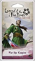 Fantasy Flight Games L5R LCG: for The Empire Dynasty Pack [並行輸入品]