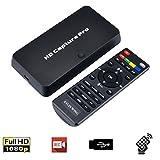 KYLIN WING[工場直販] HD Capture Pro 1080P HDMI ビデオキャプチャーボックス ゲームキャプチャー HDビデオキャプチャーUSBメモリやHD..
