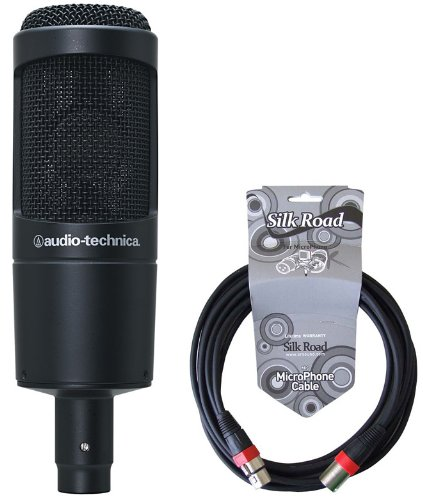 AUDIO-TECHNICA AT2035 5Mマイクケーブル付き