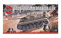 エアフィックス 1/76 ヴィンテージクラシックス ドイツ軍 3号突撃砲 プラモデル X-1306V