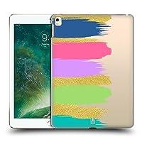 Head Case Designs Chunk Abstract Strokes iPad Pro 12.9 (2017) 専用ハードバックケース