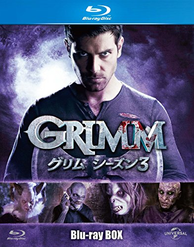 Blu-ray                GRIMM/グリム シーズン 3 Blu-ray BOX