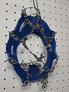 モンベル(mont‐bell) チェーンスパイク ブルー BL M