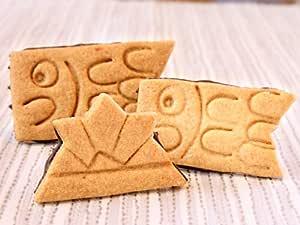 子供の日 クッキーセット ( こいのぼり と かぶと の チョコ つき クッキー ・ 3枚入り )
