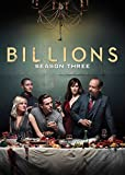 Billions: Season Three [DVD]