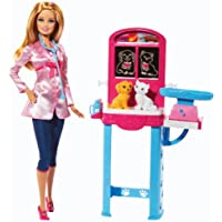 [バービー]Barbie Careers Pet Vet Playset BDT53 [並行輸入品]