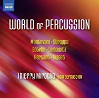 World of Percussion by Thierry Miroglio