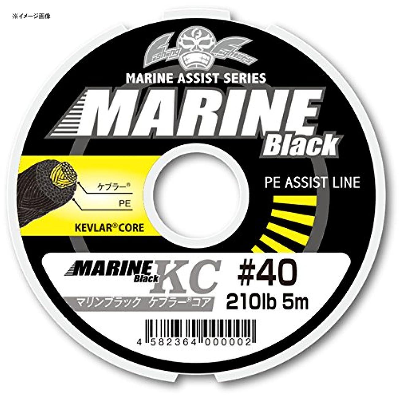 Fishing Fighters(フィッシングファイターズ) マリンブラック ケブラーコア FF-MALK #10