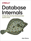 Database Internals: A Deep Dive into How Distributed Data Systems Work (English Edition) 画像