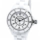 [シャネル]CHANEL 腕時計 J12 33ミリ自動巻き H0968 レディース 中古