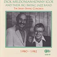 Jersey Swing Concerts 1980-82