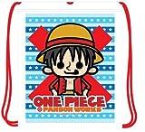 ワンピース ポリ巾着 リュックタイプ3 ルフィ OP-2411 【ビニールバッグ・袋 ONE PIECE】
