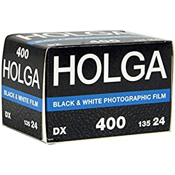 HOLGA 400 白黒フィルム 35mm 24枚撮り