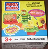 Mega Bloks Yo Gabba Gabba Brobee Set [並行輸入品]