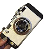 [アイ・エス・ピー]isp 正規品 iPhone 7 7Plus SE 6Plus 6sPlus 6 6s 5 5s アイフォン ケース カバー スマホケース 保護ケース レディース メンズ カメラ型 PC シリコン キュート クラシック プレゼント