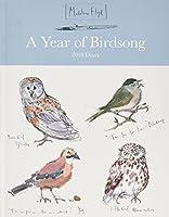 Madeleine Floyd Year of Birdsong 2018 Dl (Diary Engagement)