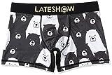 (レイトショー) LATESHOW Black&White 17356400 マルチカラー L