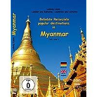 Beliebte Reiseziele in Myanmar, Teil 1 und 2: Länder und Kulturen, Countries and Cultures