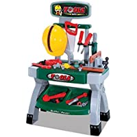 Berry Toys Workbench and Tools Play Set by Berry Toys [並行輸入品]