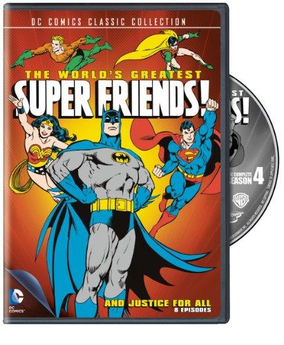 World's Greatest Super Friends: Season 4 [DVD] [Import]
