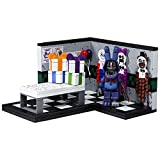 (Paper Pals) - McFarlane 12822-2 Five Nights at Freddy's Paper Pals Party Small Construction Set