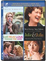 Eat Pray Love/Julie and Julia (Double Feature)【DVD】 [並行輸入品]