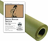 Bee Paper Bogus Sketch Roll, 36-Inch by 10-Yards by Bee Paper Company