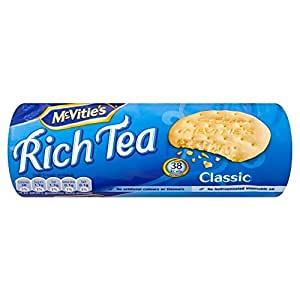 McVitie's Classic Rich Tea Biscuits (200g) マクビティ古典的な豊かなティービスケット( 200グラム)