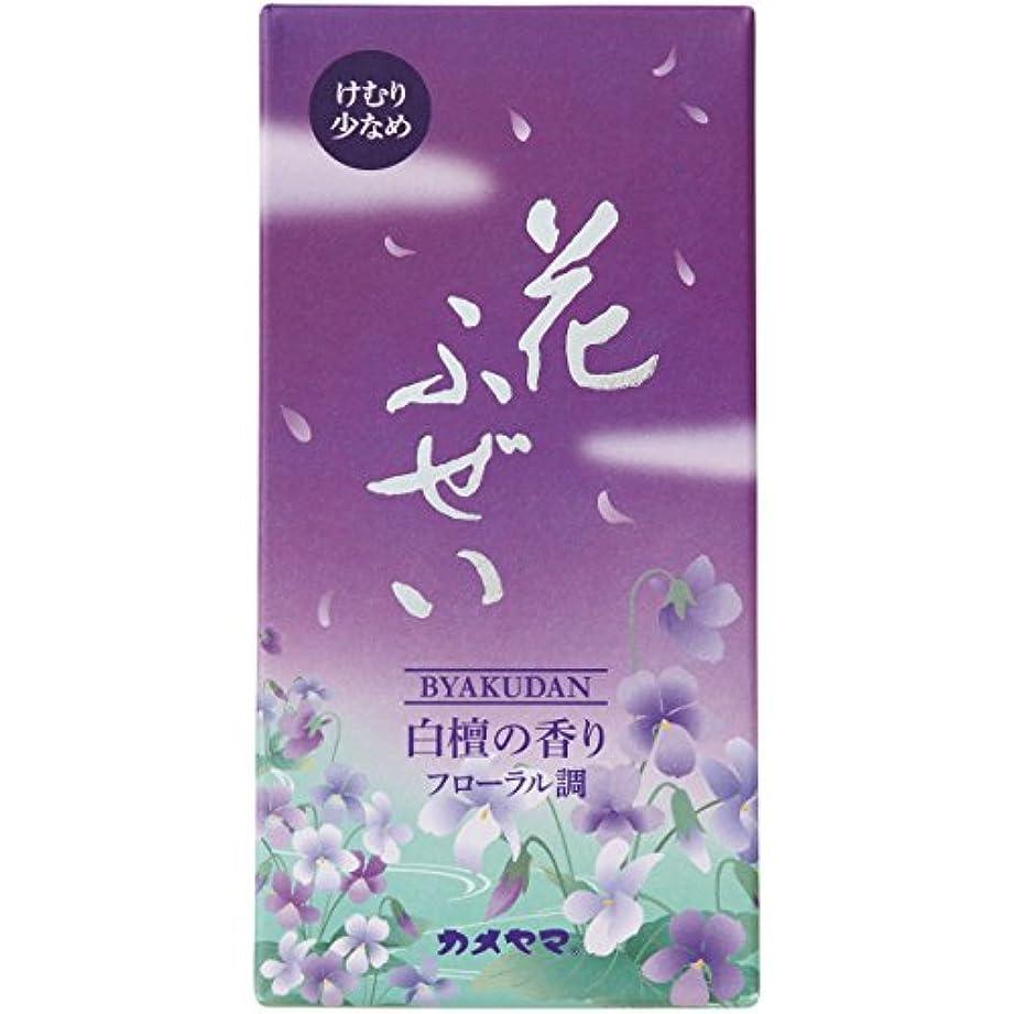 確認銛生カメヤマ 花ふぜい(紫)煙少香