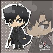 Fate/Zero マイクロファイバーミニタオル ちび切嗣