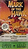 The Mark of the Hawk [VHS] [Import]