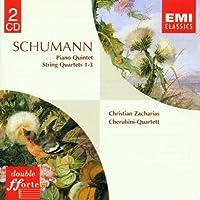 Schumann:String 4tet/Piano 4te