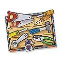 Melissa Doug - Chunky Puzzle Tools (並行輸入品)