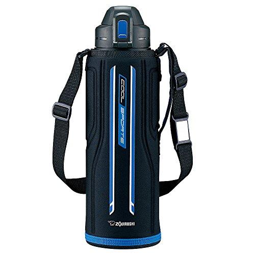 象印 水筒 直飲み スポーツタイプ ステンレスクールボトル 1.55L ブルーブラック SD-EC15-BB