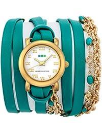 [ラ・メール コレクションズ]LA MER COLLECTIONS 腕時計 ブルー文字盤 LMMULTI4501 レディース 【正規輸入品】