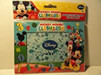 Disney Mickey Mouse Magnetic Picture Frame [並行輸入品]