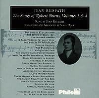 The Songs of Robert Burns, Volumes 3 & 4 by Jean Redpath