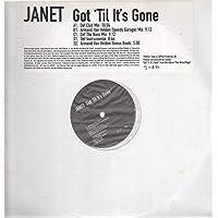 "Got 'Til It's Gone - Janet Jackson 2X12"""