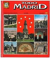 スペイン製 ガイドブック マドリッド のすべて TODO MADRID スペイン語版 写真集 seu-mrd-sp