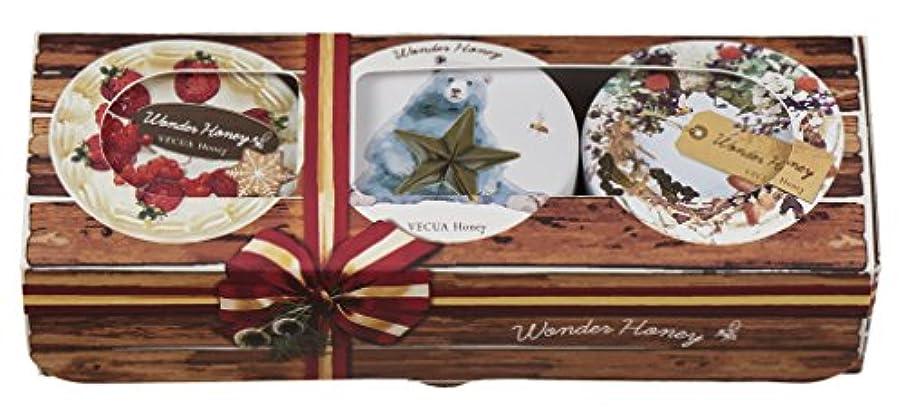 ピアノ評価封筒ワンダーハニー 濃蜜マルシェのクリームバーム ギフト