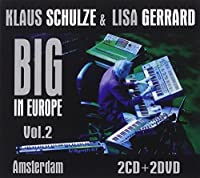 Big In Europe Vol. 2: Amsterdam (2 CD + 2 DVD) by Klaus Schulze
