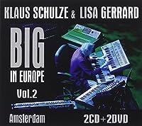 Big In Europe Vol. 2: Amsterdam (2 CD + 2 DVD) by Klaus Schulze