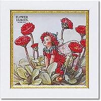 ユーパワー フラワー フェアリーズ ミニゲル アート フレーム ダブルデイジー フェアリー FF-02048 【人気 おすすめ 通販パーク】