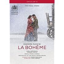 プッチーニ 歌劇《ラ・ボエーム》 [DVD]